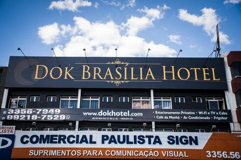Dok Brasília Hotel - Unidade Taguatinga