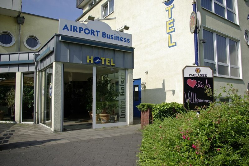 Airport BusinessHotel Köln