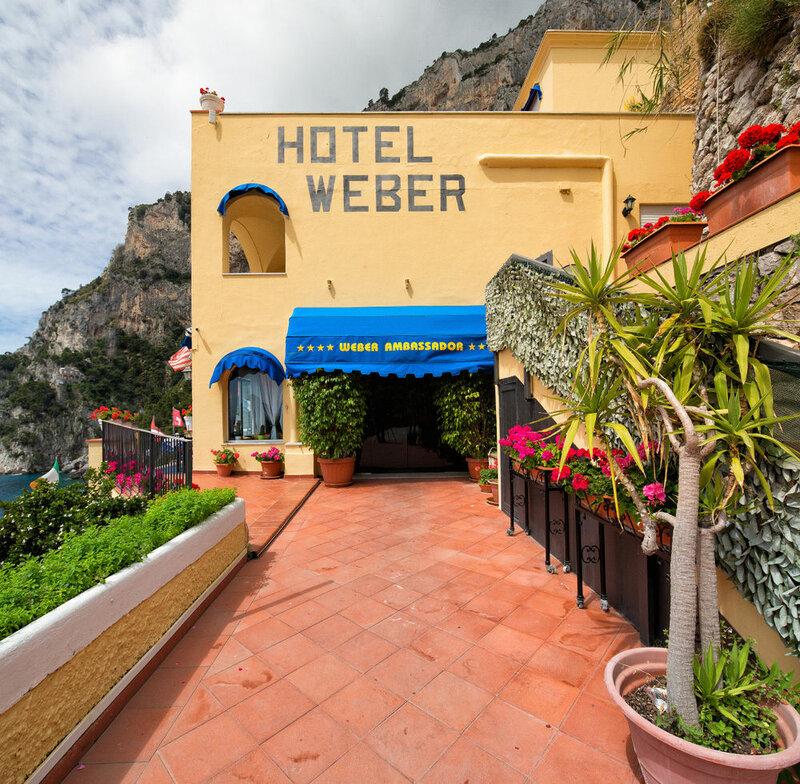 Hotel Weber Ambassador