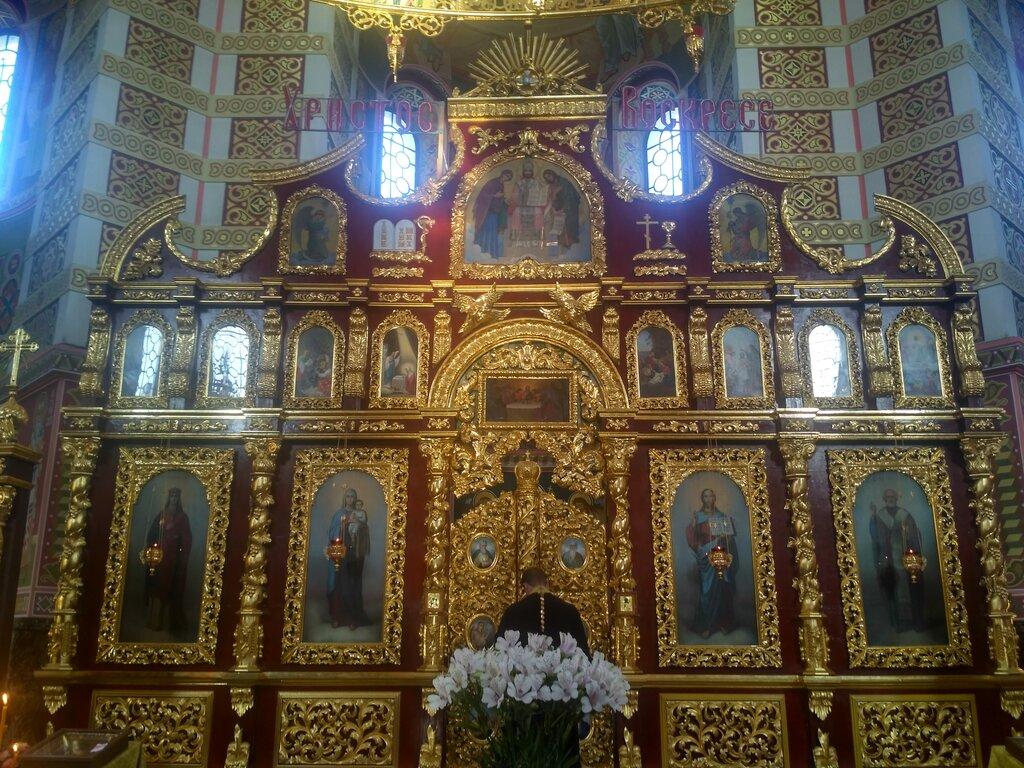 православный храм — Свято-Николаевский собор, г. Евпатория — Евпатория, фото №1
