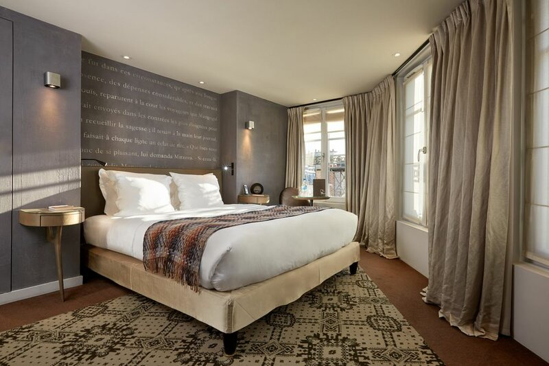 Le Pavillon des Lettres – Small Luxury Hotels of the Word