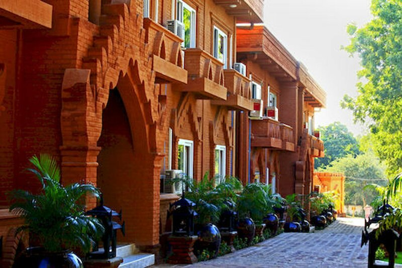 The Floral Breeze Hotel
