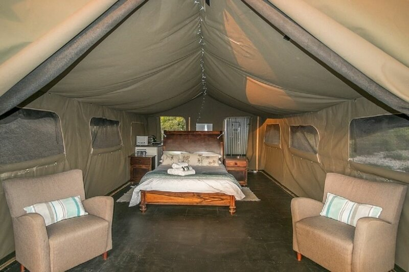 West Coast Luxury Tents- Glamping