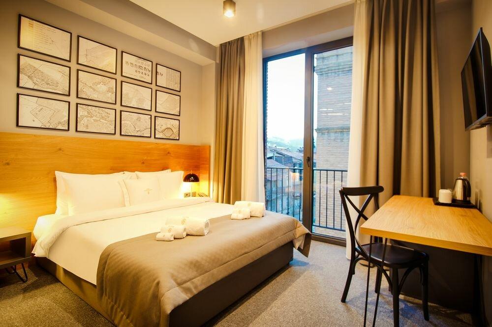 гостиница — Hotel Tuta — Тбилиси, фото №1