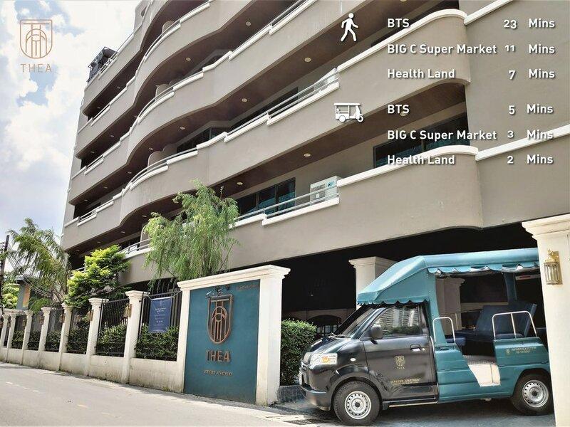 Thea Serviced Apartment Ekamai