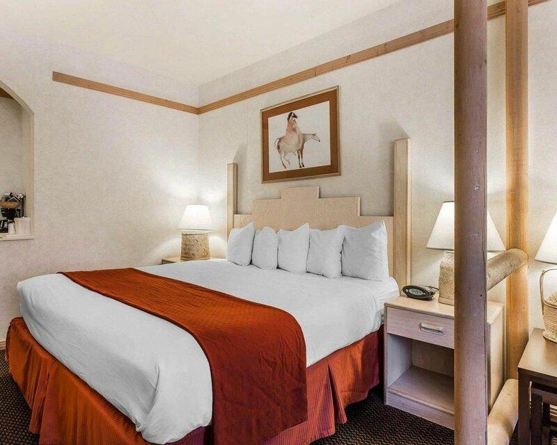 Quality Suites Moab near Arches National Park