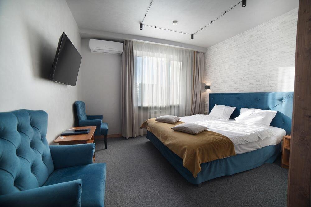 hotel — Loft Boutique Hotel — Korolev, photo 1