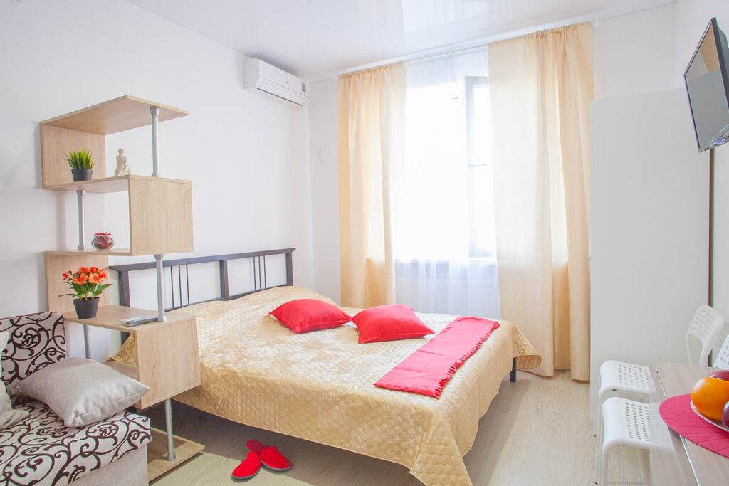 гостиница — Мега Апартаменты — аул Новая Адыгея, фото №1