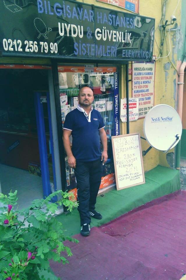 satellite tv — Teknik Çözüm — Beyoglu, photo 1