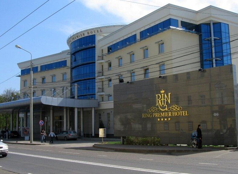 гостиница — Ринг Премьер Отель — Ярославль, фото №1