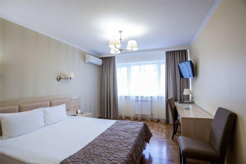Гостиница Красноярск