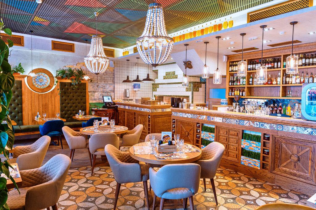 ресторан — Грузинские каникулы — Москва, фото №1