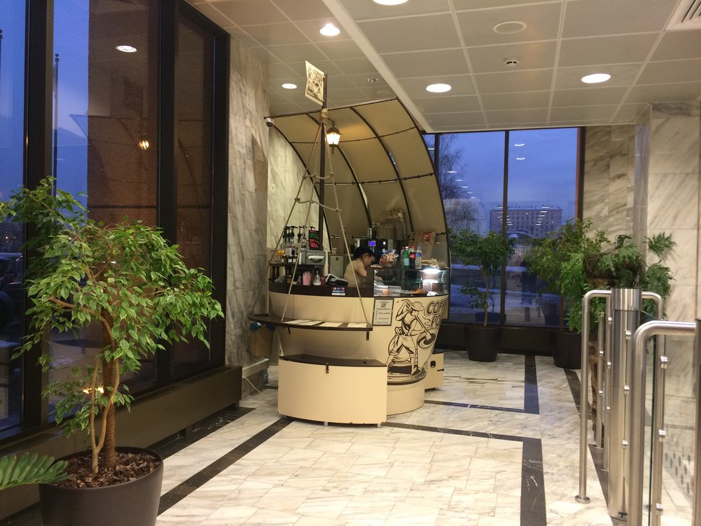 кофейня — Coffeeport — Москва, фото №1