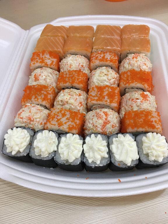 доставка еды и обедов — Суши Wok — Калуга, фото №1