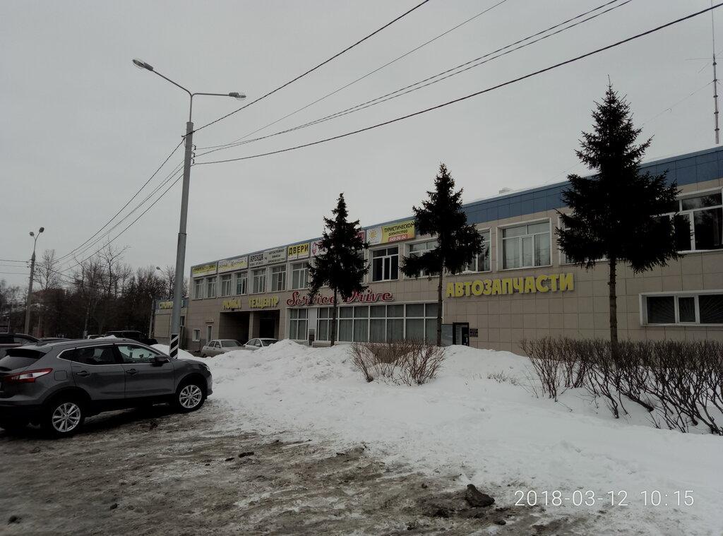 автосервис, автотехцентр — Сервис-Драйв — Домодедово, фото №10