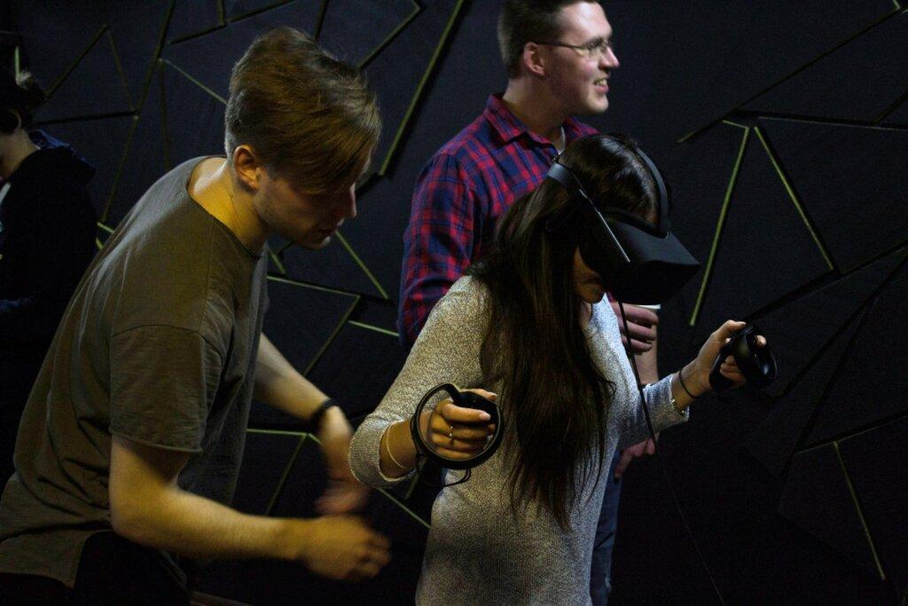 клуб виртуальной реальности — Vr-go — Москва, фото №5
