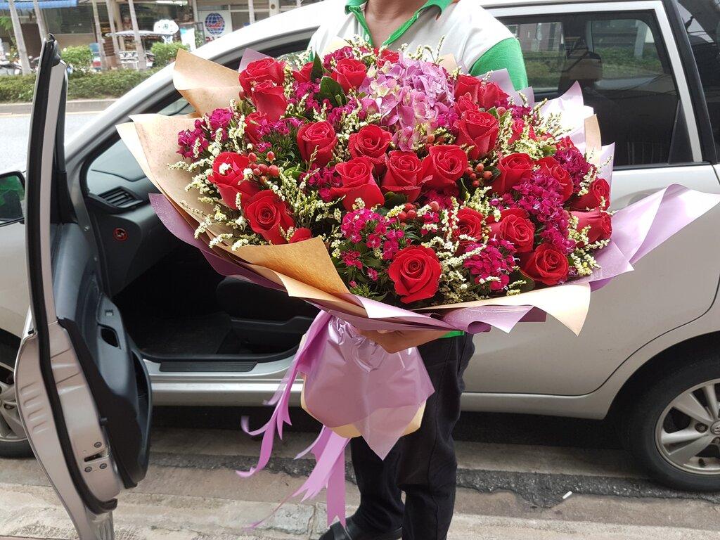 Доставка цветов в городе надыме, база цветов