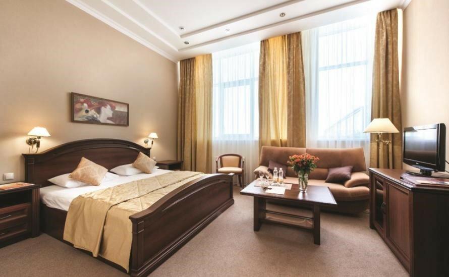 гостиница — Отель Heliopark Residence — Пенза, фото №2