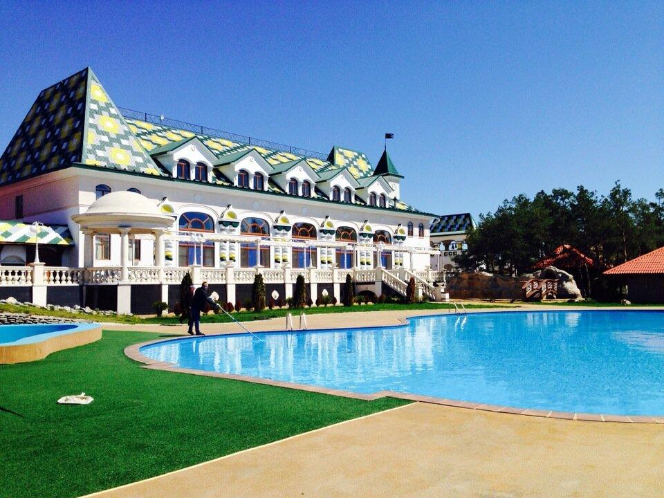 гостиница — Сосновый бор — Волгоград, фото №1