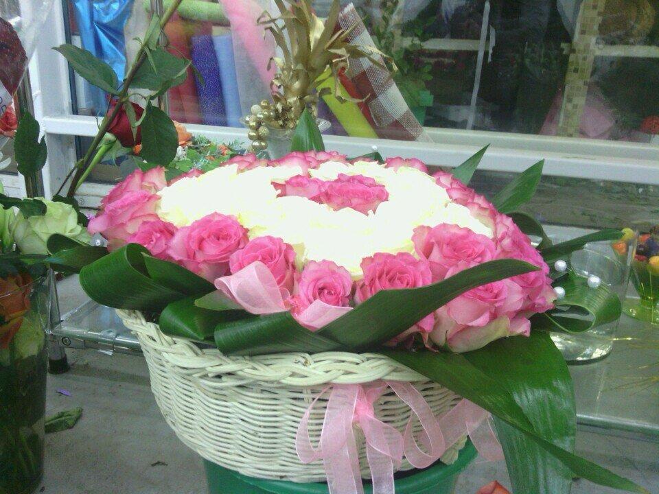 Новочебоксарск доставка цветов цветочная фантазия