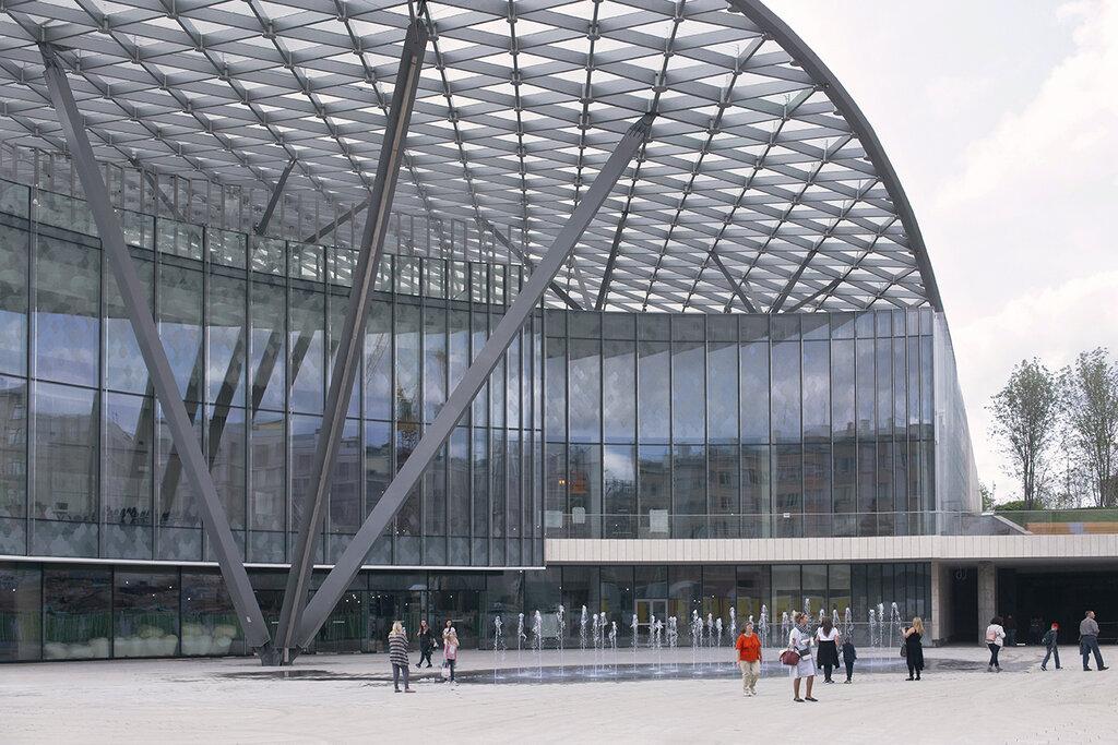 концертный зал — ГБУК г. Москвы Московский концертный зал Зарядье — Москва, фото №2