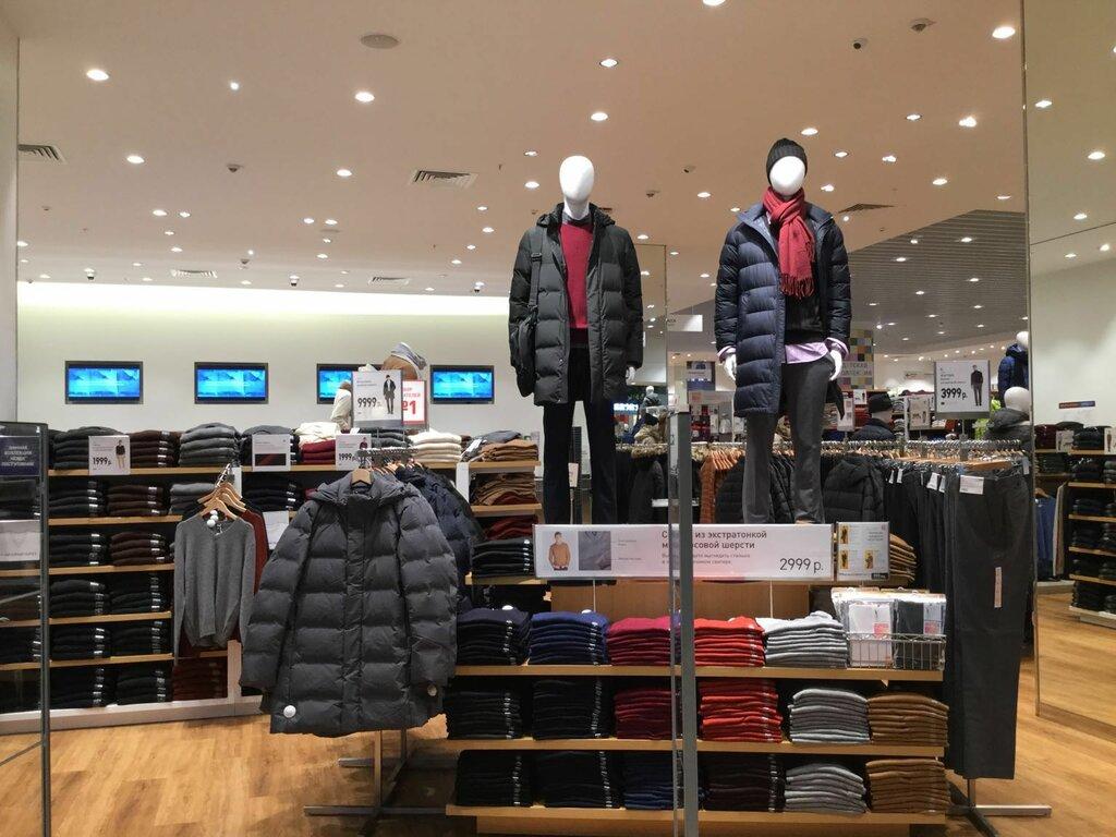 магазин одежды — Uniqlo — Москва, фото №3