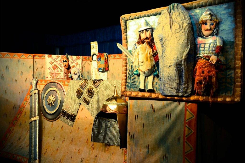организация и проведение детских праздников — Студия кукол Ежики — Ярославль, фото №8