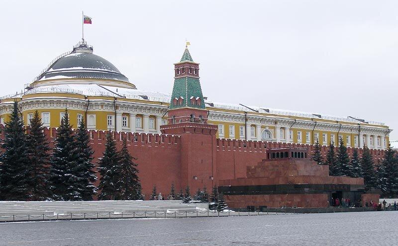 достопримечательность — Мавзолей В.И. Ленина — Москва, фото №7