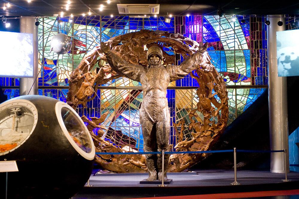 музей — Музей космонавтики — Москва, фото №1
