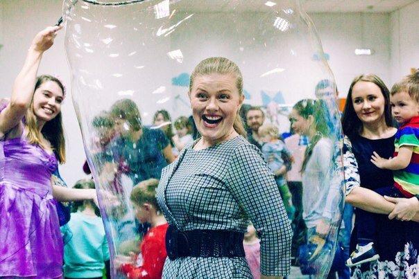 организация и проведение детских праздников — Шоу мыльных пузырей — Новосибирск, фото №2