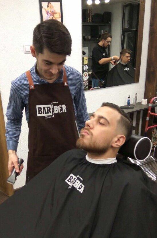 барбершоп — Barber — Москва, фото №4