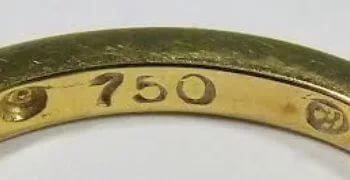 В одном грамме сплава этой пробы золота гораздо больше, чем в грамме распространенных сегодня и п.