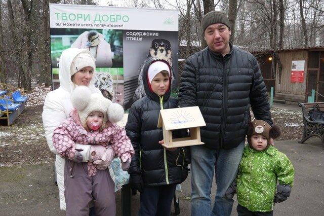 приют для животных — Орнитарий — Москва, фото №7