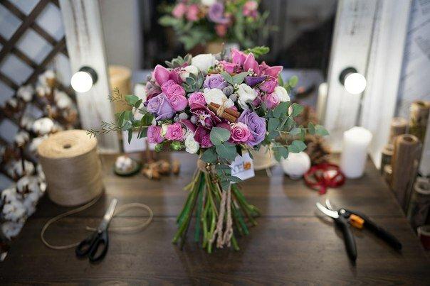 доставка цветов и букетов — NFlo — Архангельск, фото №2