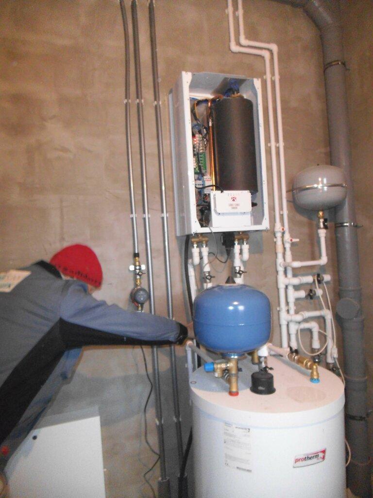 монтаж и обслуживание систем водоснабжения и канализации — Компания Сансейтехник — Долгопрудный, фото №5