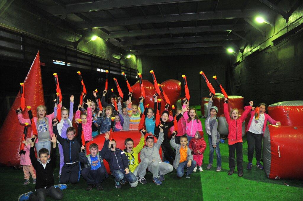 батутный центр — Action park — Коломна, фото №6