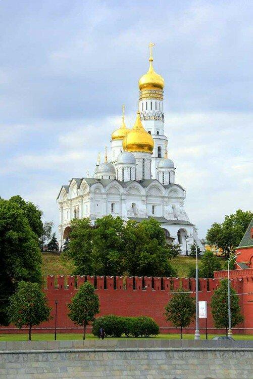 православный храм — Архангельский собор — Москва, фото №6