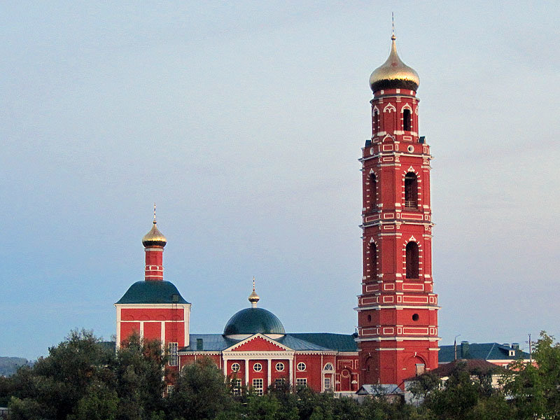 Церкви болхова фото