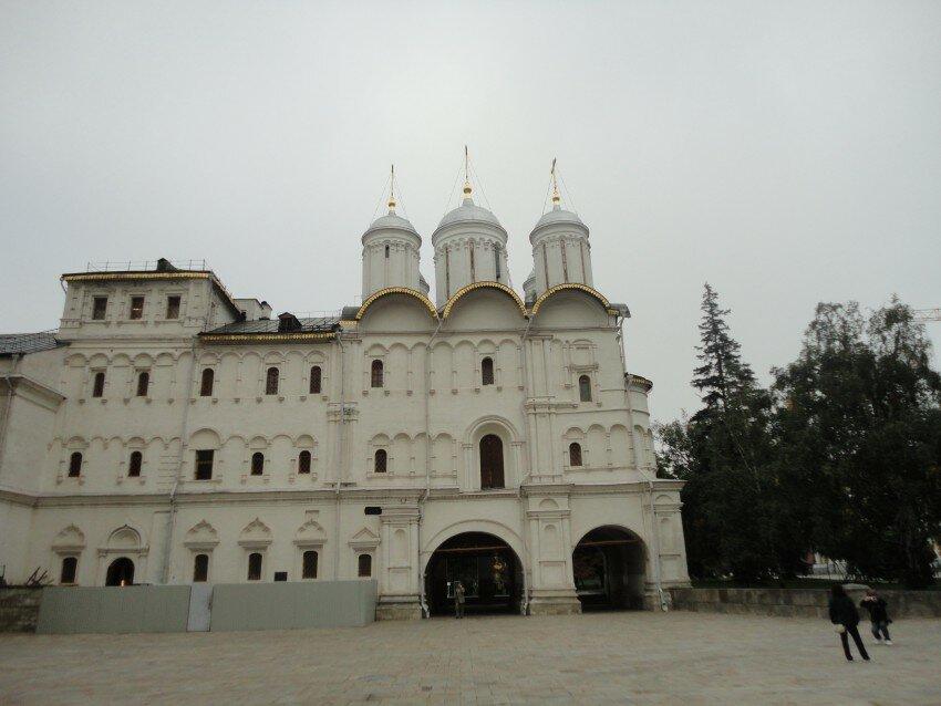 православный храм — Церковь Двенадцати апостолов — Москва, фото №5