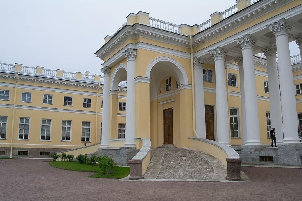 дворец в александровском парке пушкин фото самого