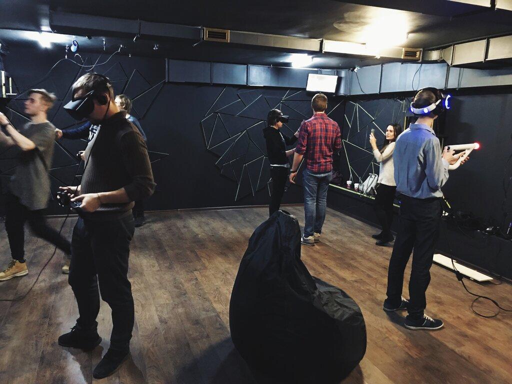 клуб виртуальной реальности — Vr-go — Москва, фото №3