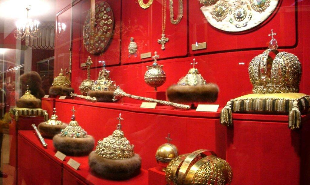 выставочный центр — Алмазный фонд — Москва, фото №3