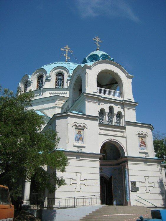 православный храм — Свято-Николаевский собор, г. Евпатория — Евпатория, фото №4