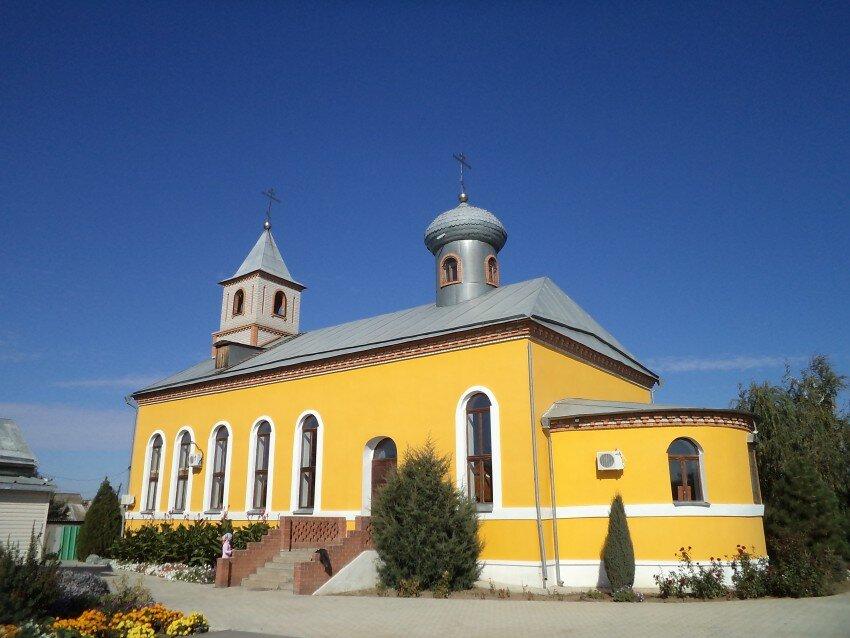 православный храм — Церковь Николая Чудотворца — Краснослободск, фото №2