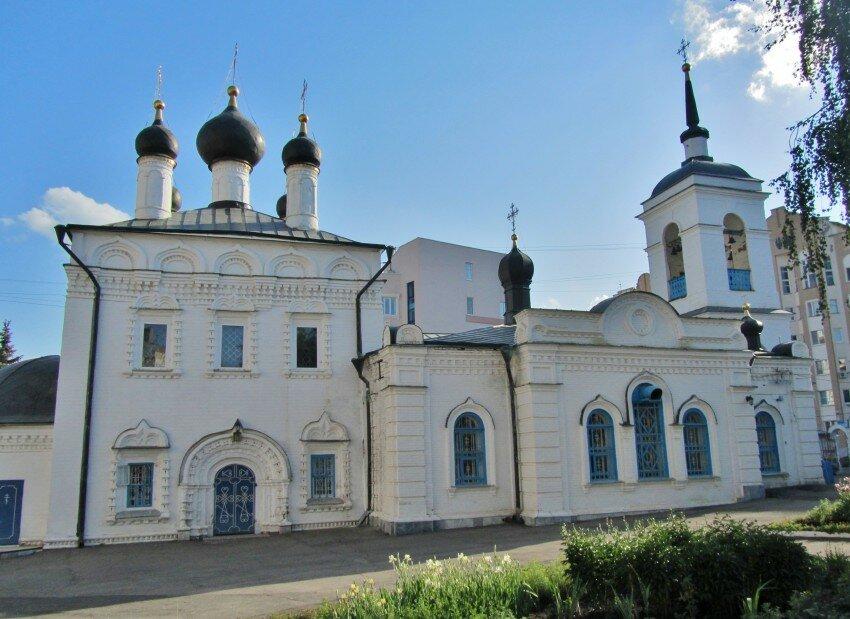 православный храм — Иоанно-Богословский Кафедральный собор — Саранск, фото №5