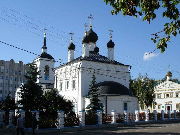 православный храм — Иоанно-Богословский Кафедральный собор — Саранск, фото №8
