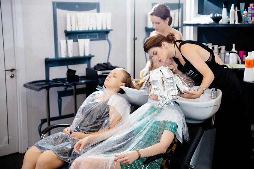 парикмахерская — Beauty Room 47 — Санкт-Петербург, фото №1