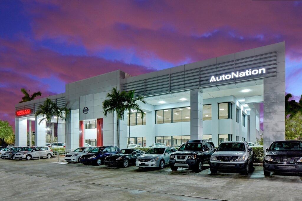 Autonation Pembroke Pines >> Auto Repair Shop Autonation Nissan Pembroke Pines Service
