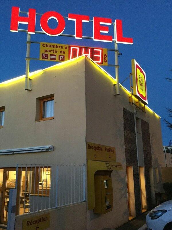 Le P'tit Dej-hotel