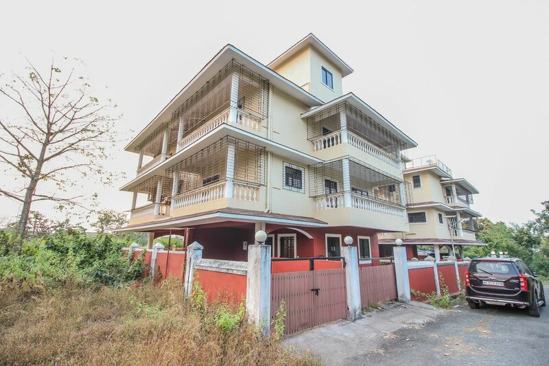 Oyo 10402 Home 4 Bhk Villa near Mandovi River